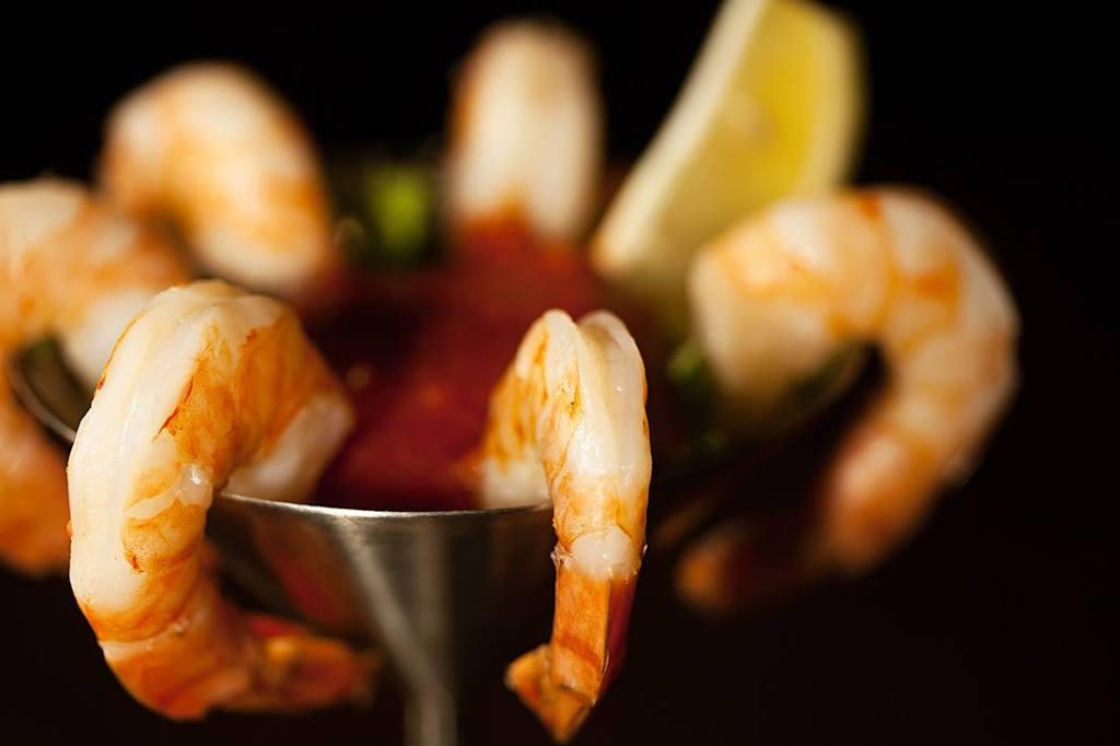 ONYX Steak Seafood Bar Prawn Cocktail