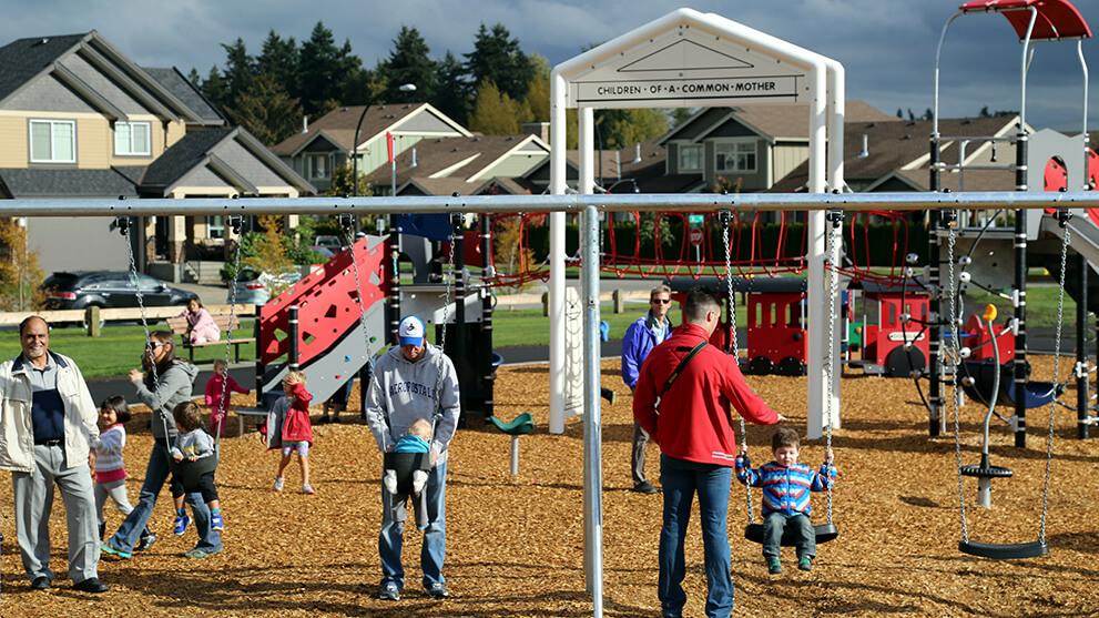 Dufferin Park Playground
