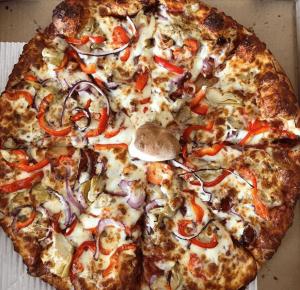 Bucky's Pizza