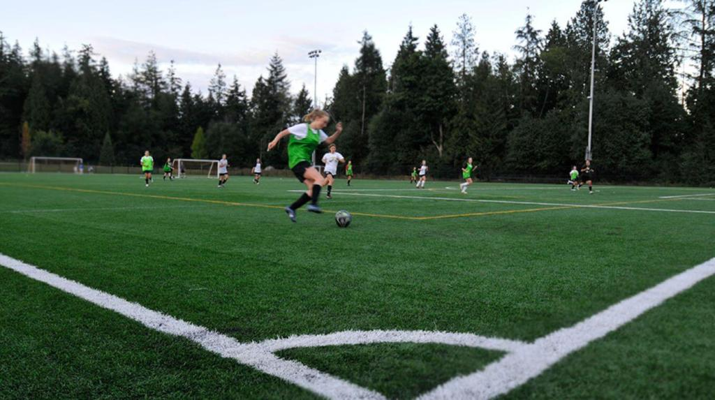 South Surrey Athletic Park Field Soccer White Rock South Surrey
