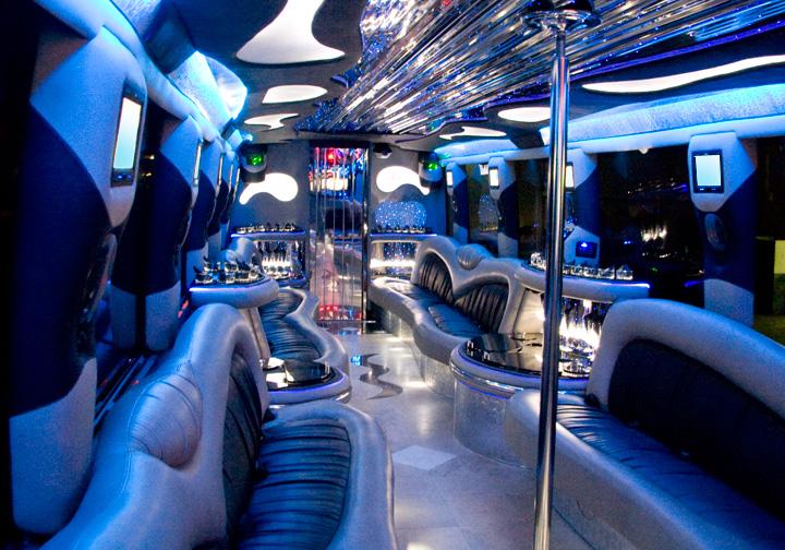 Party Bus Riverside