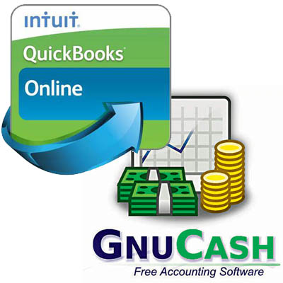 Bookkeeping with Quickbooks Online and GnuCash