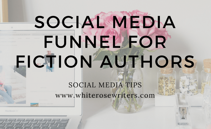 Social Media Funnel for Fiction Authors