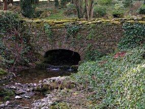 Bridge at Helsington Laithes