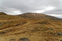 Bakestones Moss with Red Screes in distance