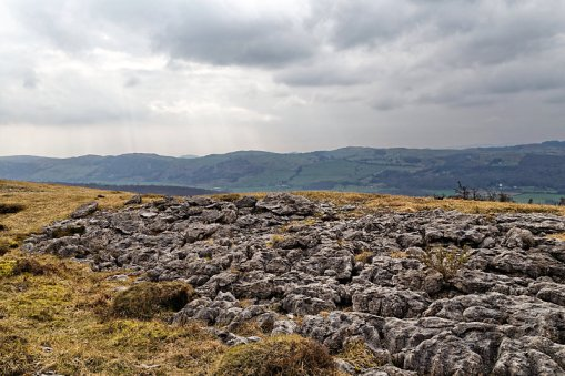 View from Whitbarrow