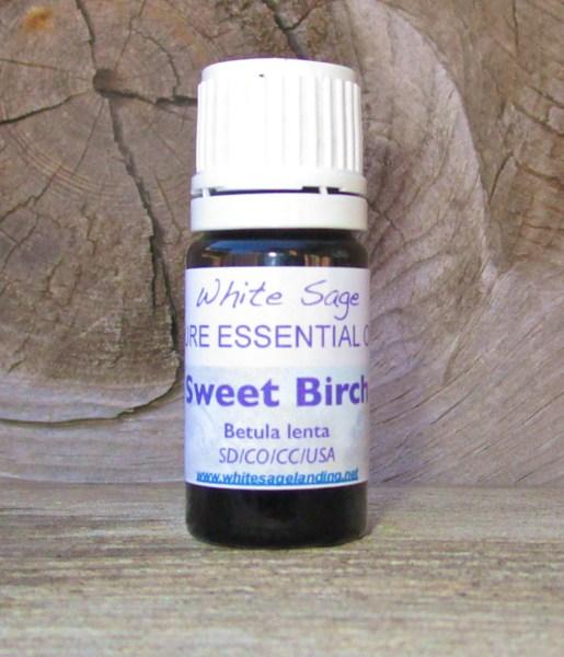 Sweet Birch Essential Oil 5 ml