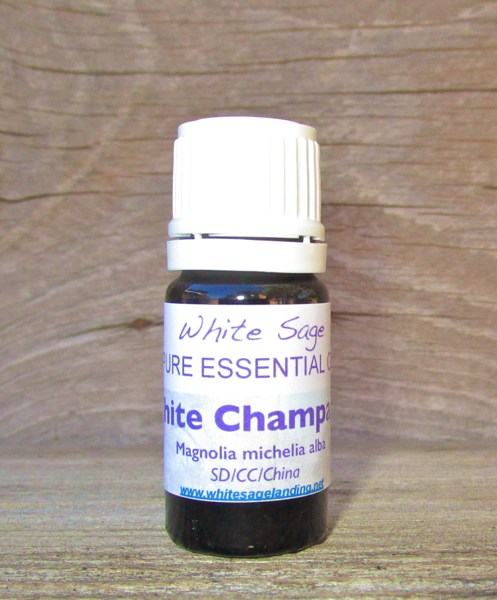 White Champa Leaf Essential Oil 5 ml