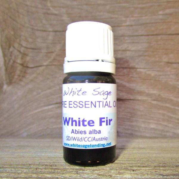 White Fir Essential Oil 5 ml