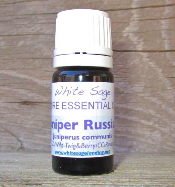 Juniper Essential Oil 5 ml