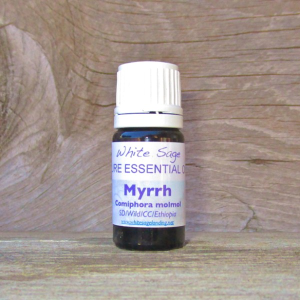 Myrrh Essential Oil 5ml
