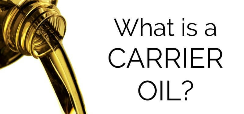 What is a Carrier Oil?