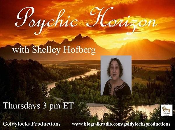 Shelley Hofberg Show Banner