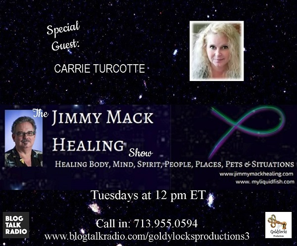Carrie Turcotte Show Banner 6March2018