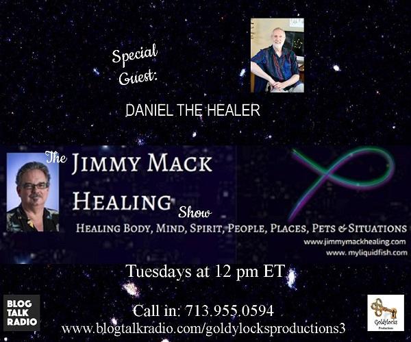 Daniel the Healer Show Banner 10July2018