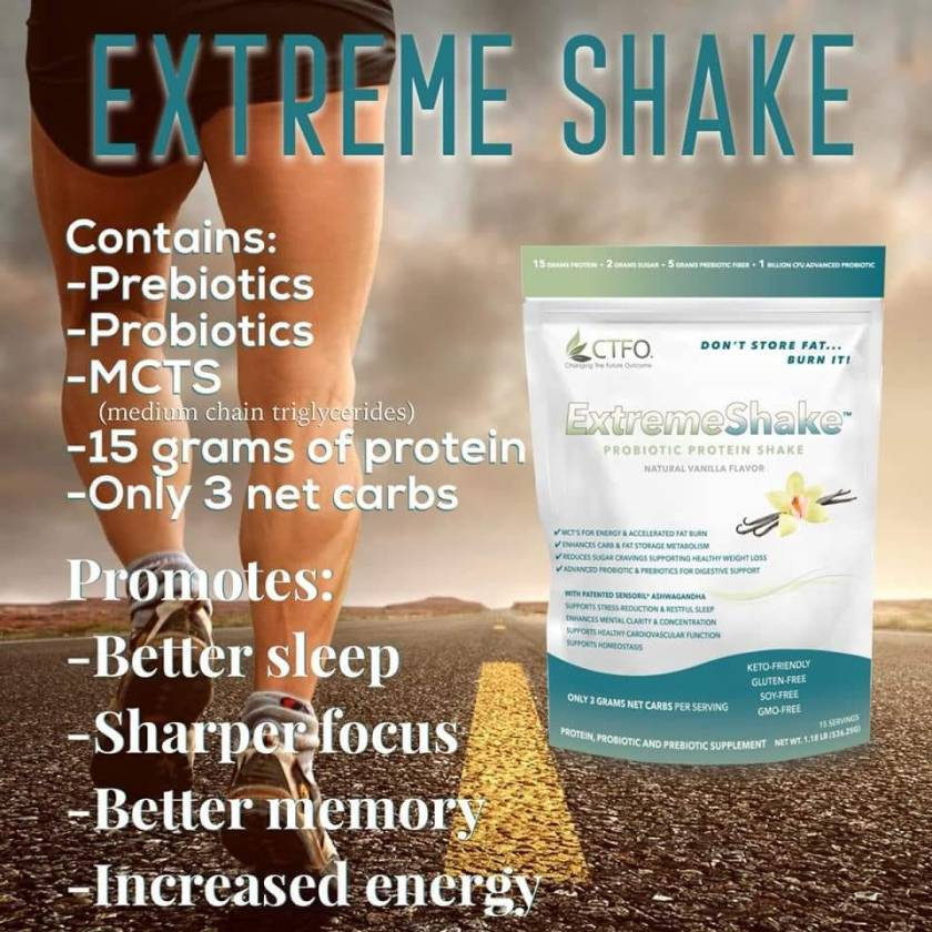 Benefits of the Extreme Shake2