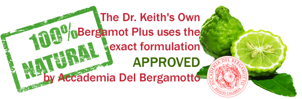 Bergamot Dr Keiths Formula