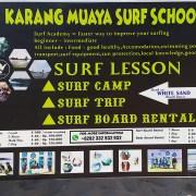 Karang Muaya Surf School @ White Sands Beach House