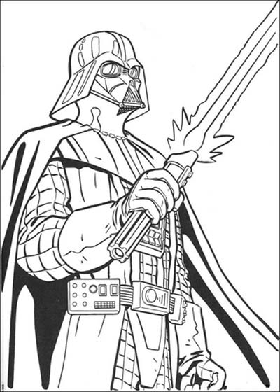 101 star wars coloring pages jan 2020darth vader