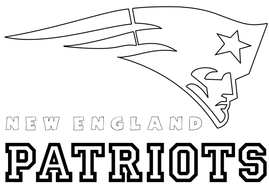11 free printable new england patriots coloring pages