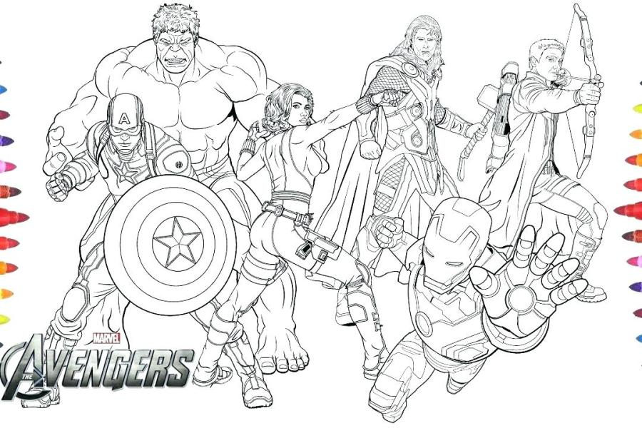1628 avengers free clipart 4
