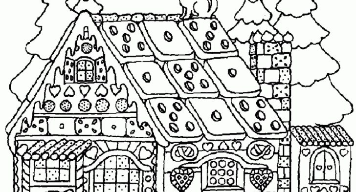 3311 gingerbread house free clipart 5