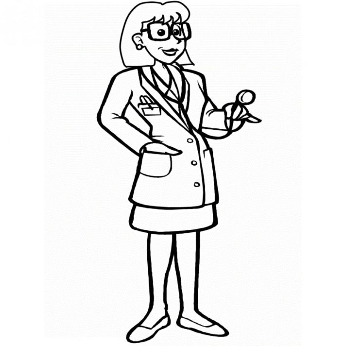 53 most skookum best of doctor coloring pages printable