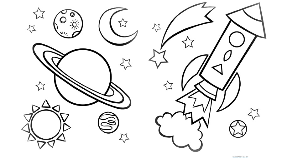 6691 space free clipart 38