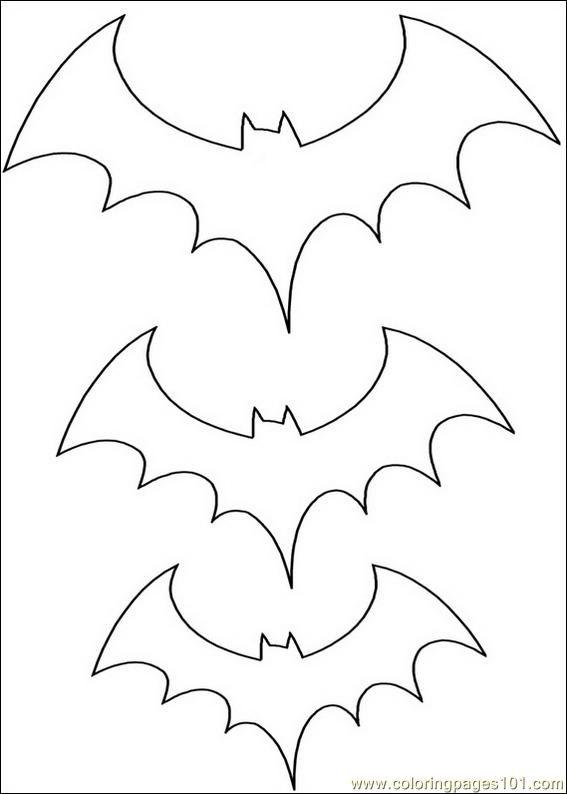 7 pics of free printable bat coloring pages printable bat