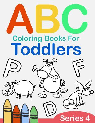 abc coloring books for toddlers series 4 a to z coloring