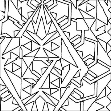 abstract coloring book luxury photos abstract coloring pages