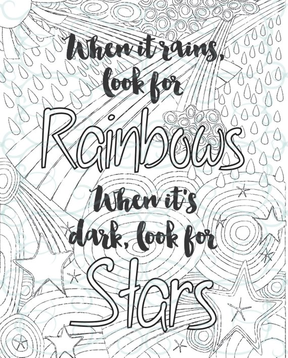 adult inspirational coloring page printable 02 look for