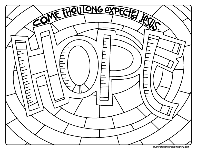 advent coloring pages at getdrawings free for personal