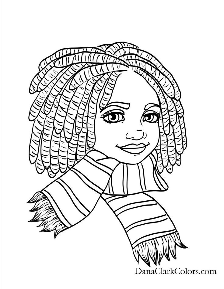 african people coloring pages at getdrawings free for