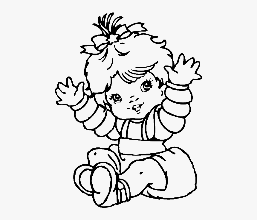 alluring cute ba girl coloring pages colouring to cute