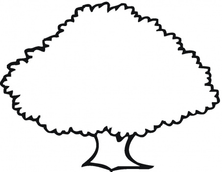 arbor day coloring pages streetside trees coloring pages of