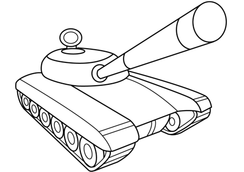 army tank coloring page free printable coloring pages