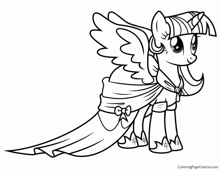 ausmalbilder my little pony elegant 36 equestria girls