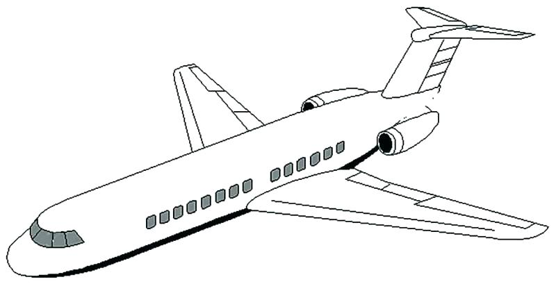 aviation coloring pages at getdrawings free for