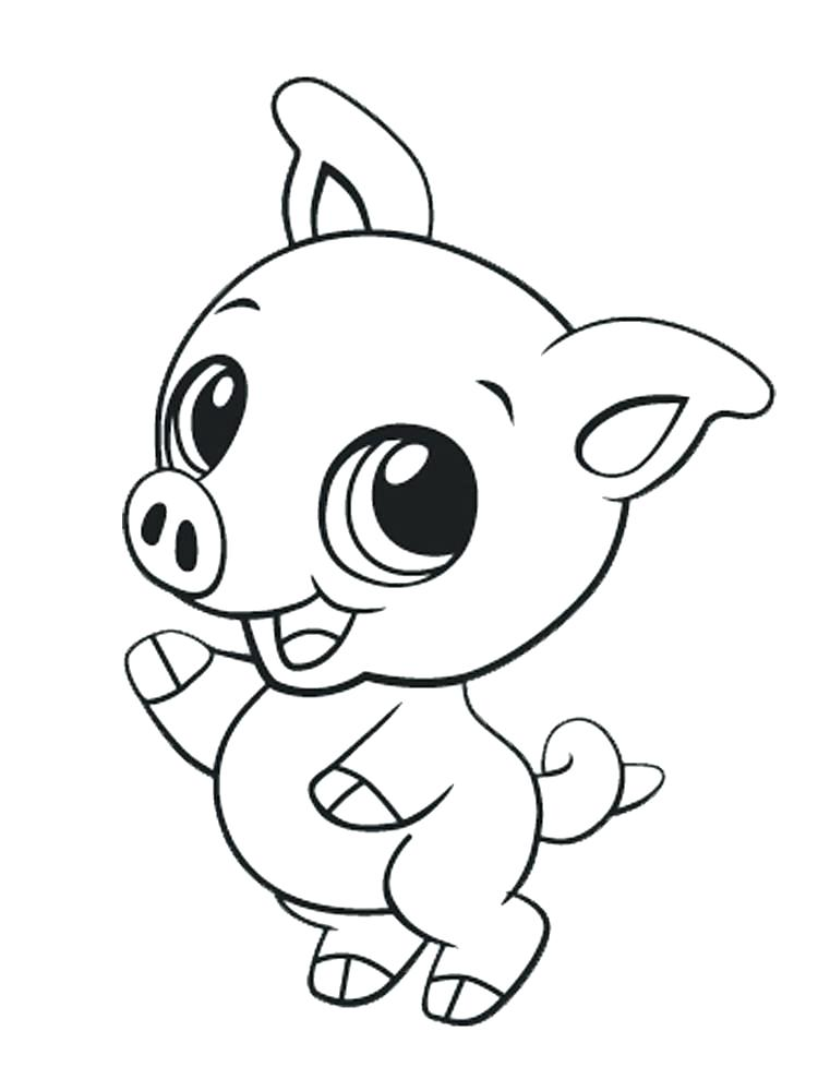 ba animal coloring pages