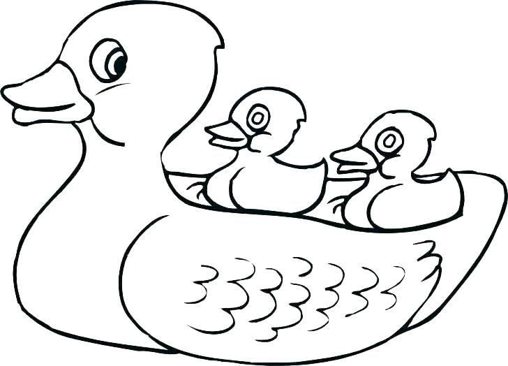 ba duck coloring page pages daisy zamerpro