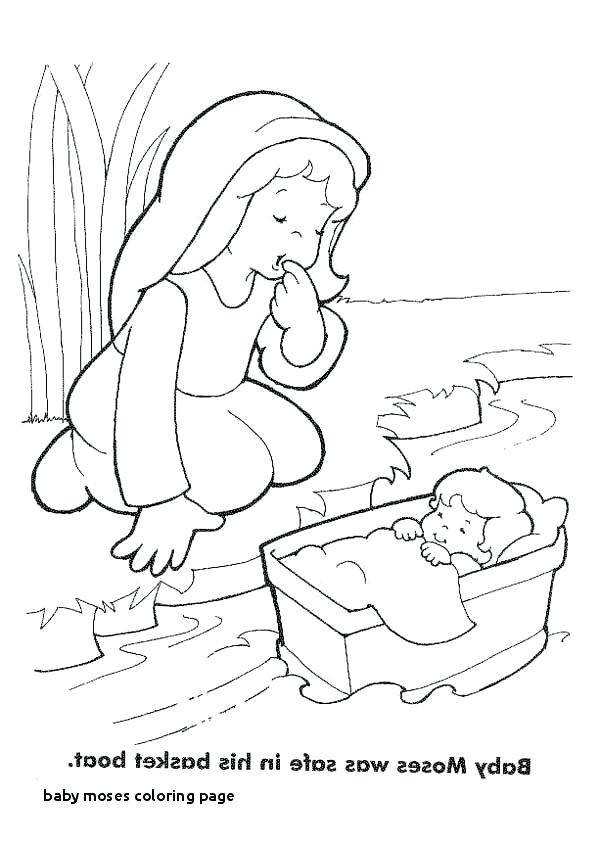 ba moses coloring page siirthaber