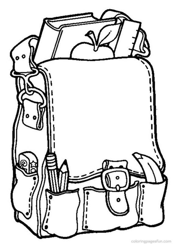 back to school coloring pages 8 kindergarten malvorlagen