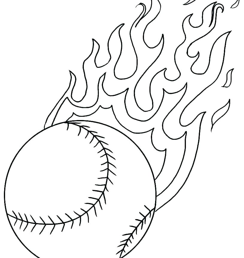 baseball diamond coloring pages print arpitbatra
