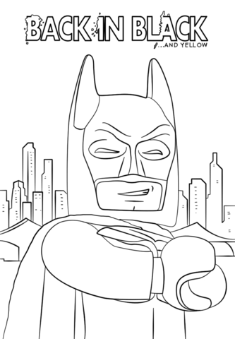 batman movie coloring pages