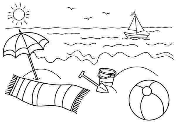 beach cartoon coloring pages cartoon snowman on a beach