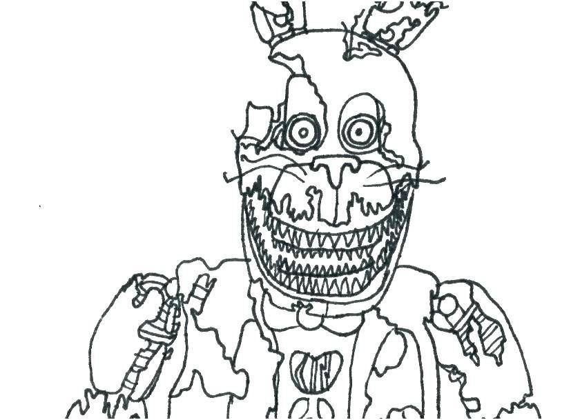 beautiful fnaf toy chica coloring pages unique fnaf five