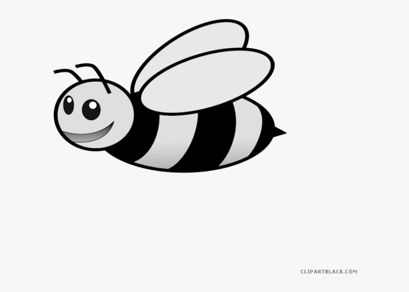 bees clipart flying cute bumble bee coloring pages free