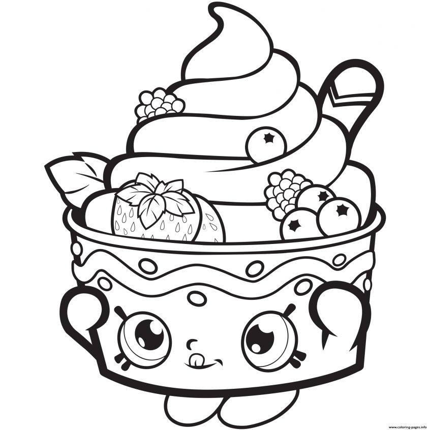 best coloring shopkins pages that you can print