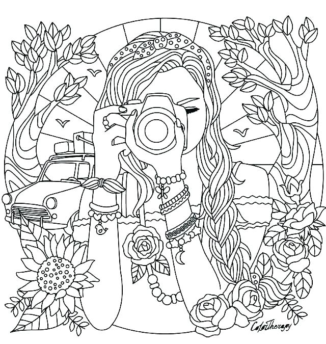 bff coloring pages easy best friends forever backspot